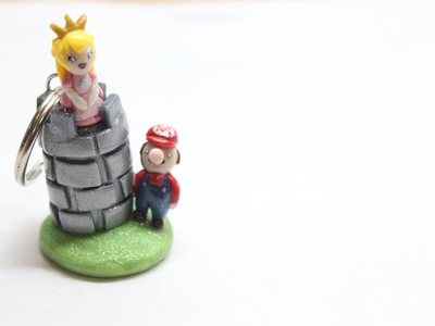 Charm Spotlight #12: Mario & Princess Peach