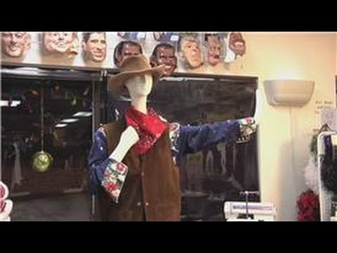 Creative Costume Ideas : Halloween Costumes With an Old West Theme for Adults