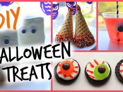 DIY Halloween Sweet Treats!