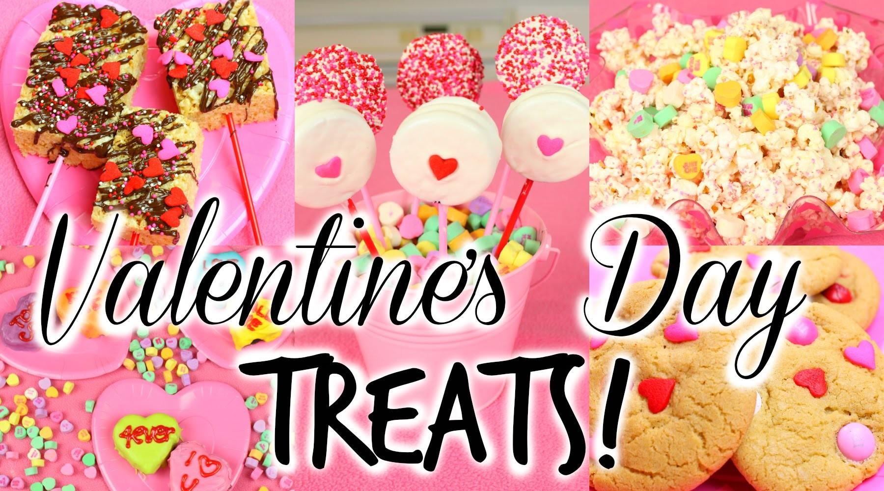 DIY Valentine's Day Treats! Cute, Fun, & Easy!