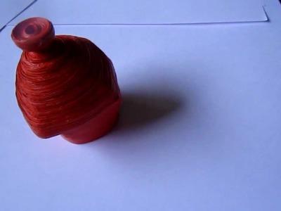Handmade Decorative Paper Pot 4