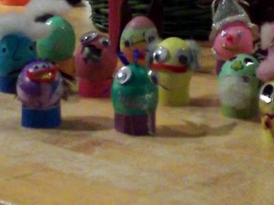 Isaac Durbin's Easter Eggs