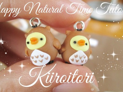 Kiiroitori Polymer Clay Charm: Rilakkuma Happy Natural Time Tutorial Pt. 2
