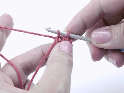 Learn How To Join a Chain with a Slip Stitch to Create a Ring