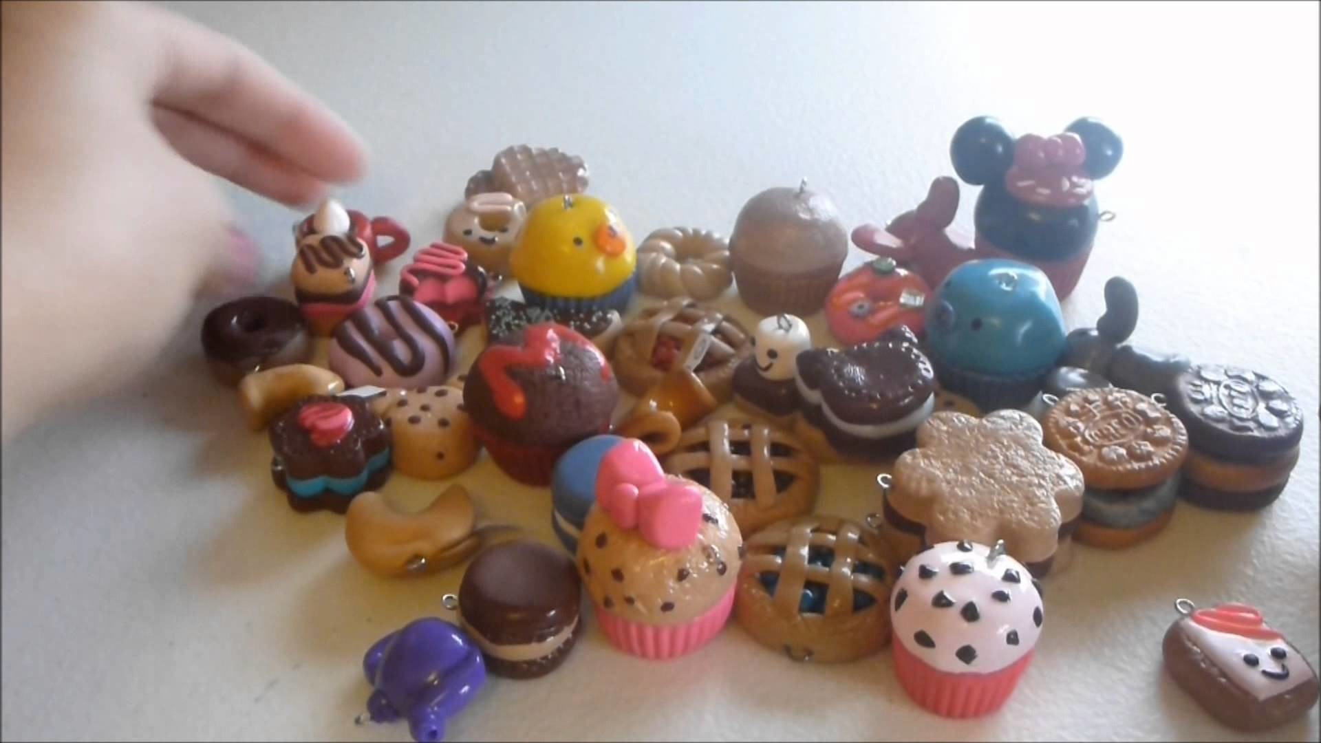 ~Polymer Clay Charms~ 3.5.2012