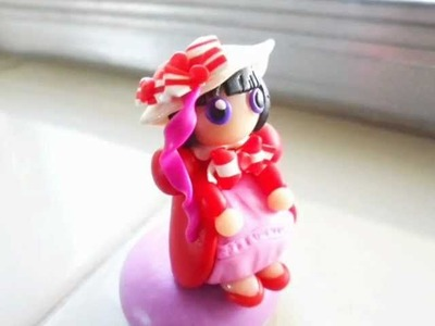 Polymer Clay Figurines Update