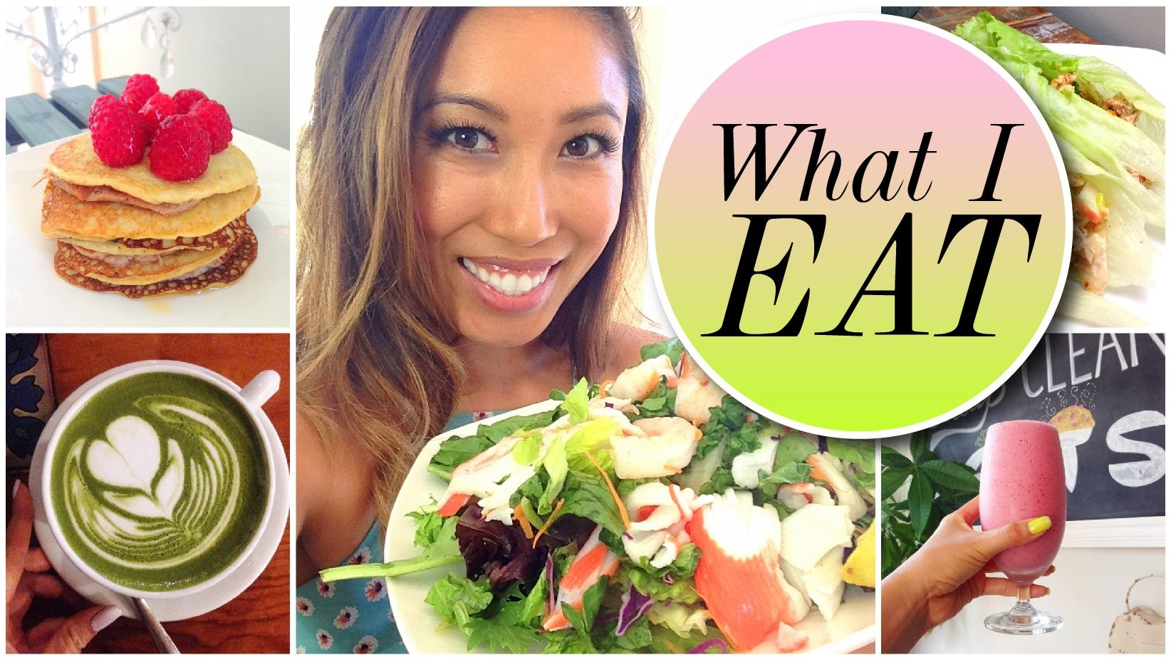 What I Eat in a Day (healthy slimming recipe ideas!)