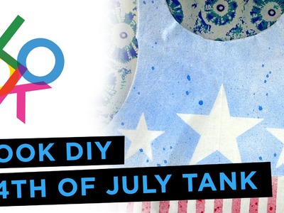 4th of July Tank Tutorial: LOOK DIY