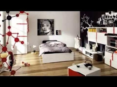 Bedroom tv stand decorating ideas