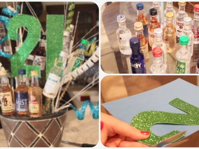 DIY 21st Birthday Present (Pinterest Inspired) | spreadinsunshine15