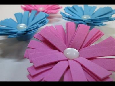 DIY : #38 Simple Cute Flower ♥