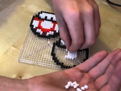 How to make a one up mushroom from mario