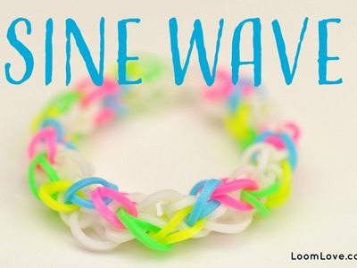 How to Make a Sine Wave Bracelet EASY