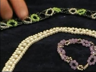 How to Make Beaded Necklaces : How to Make Handmade Beaded Necklaces