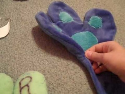 How to make Hand Paws! Plus my next cosplay~