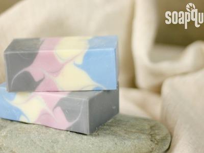 Infinity Swirl Soap