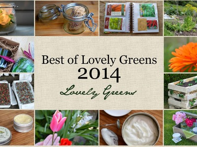 Lovely Greens Best DIY Tutorials of 2014