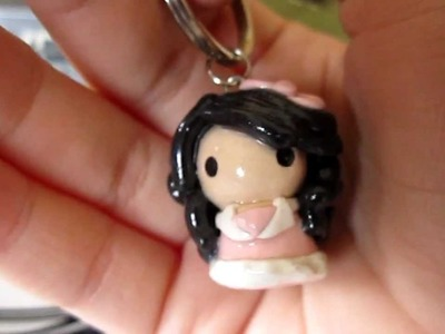 Polymer Clay Charm Update 6
