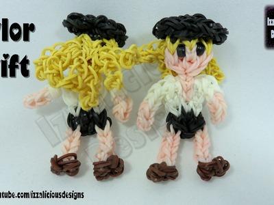 Rainbow Loom Taylor Swift Action Figure.Charm.Doll - Gomitas