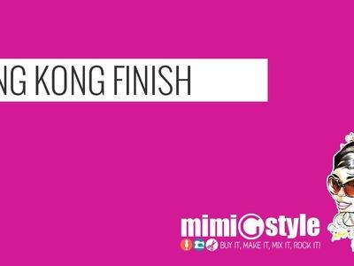 Sewing With Mimi G: Hong Kong Finish