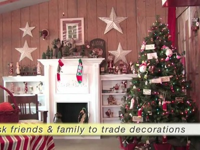 4 Tips for Holiday Decorating on a Budget