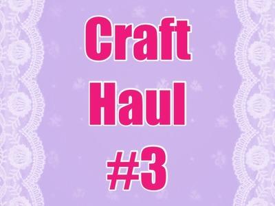 Craft haul #3 (Hair Bow Center)