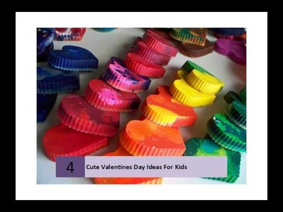 Cute Valentines Day Ideas For Kids