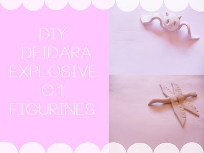 Deidara's C1 Bomb Tutorials [Polymer Clay ^_^]