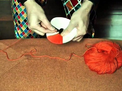 How to make your Rottenmeier Pom Pom