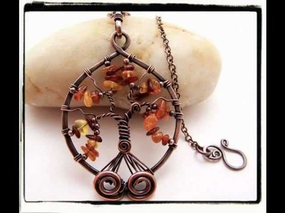 My Tree of Life Pendants from 2011