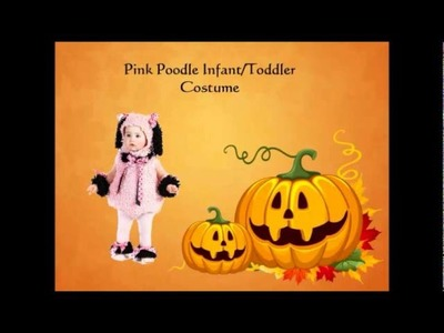 Pink Poodle Infant Toddler Costume | Baby Halloween Costumes | On Sale