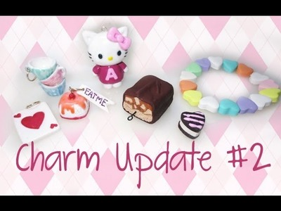 Polymer Clay Charm Update #2