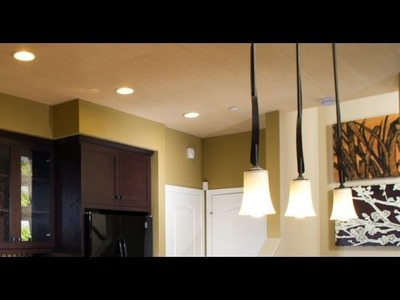 Recessed Lighting Design Tips - Create Dramatic Effects Indoors and Outdoors