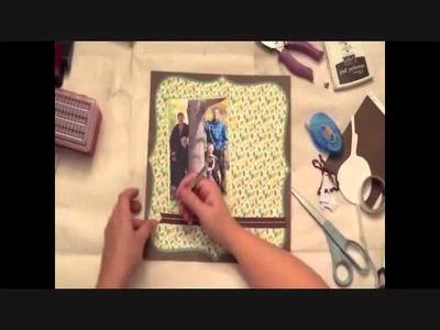 Scrapbooking - October 2011: Episode 35