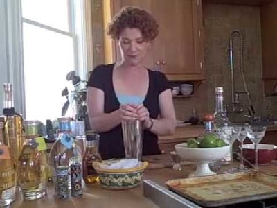 TEQUILA - How to Make a Prado from Joanne Weir