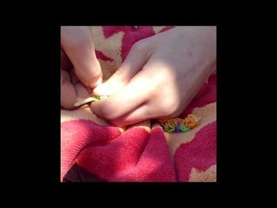 Triple Braid Rainbow Loom Bracelet