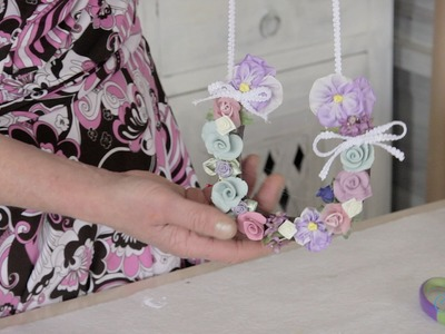 Wedding Ideas Tutorial: How to make a Horseshoe Talisman