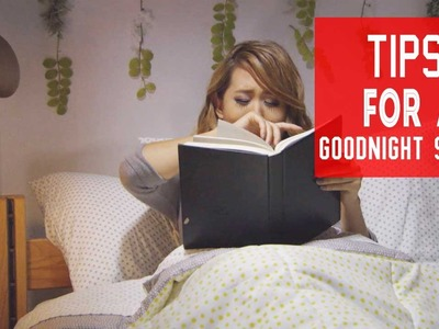 Ann's Top 5 Tips for A Good Nights Sleep | ANNEORSHINE