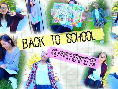 Back to School.Fall Outfit Ideas | September OOTW