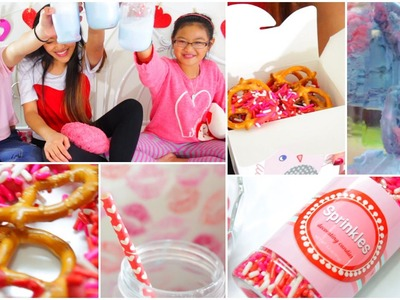 DIY Valentine's Day Treats!!