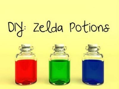 DIY: Zelda Potion
