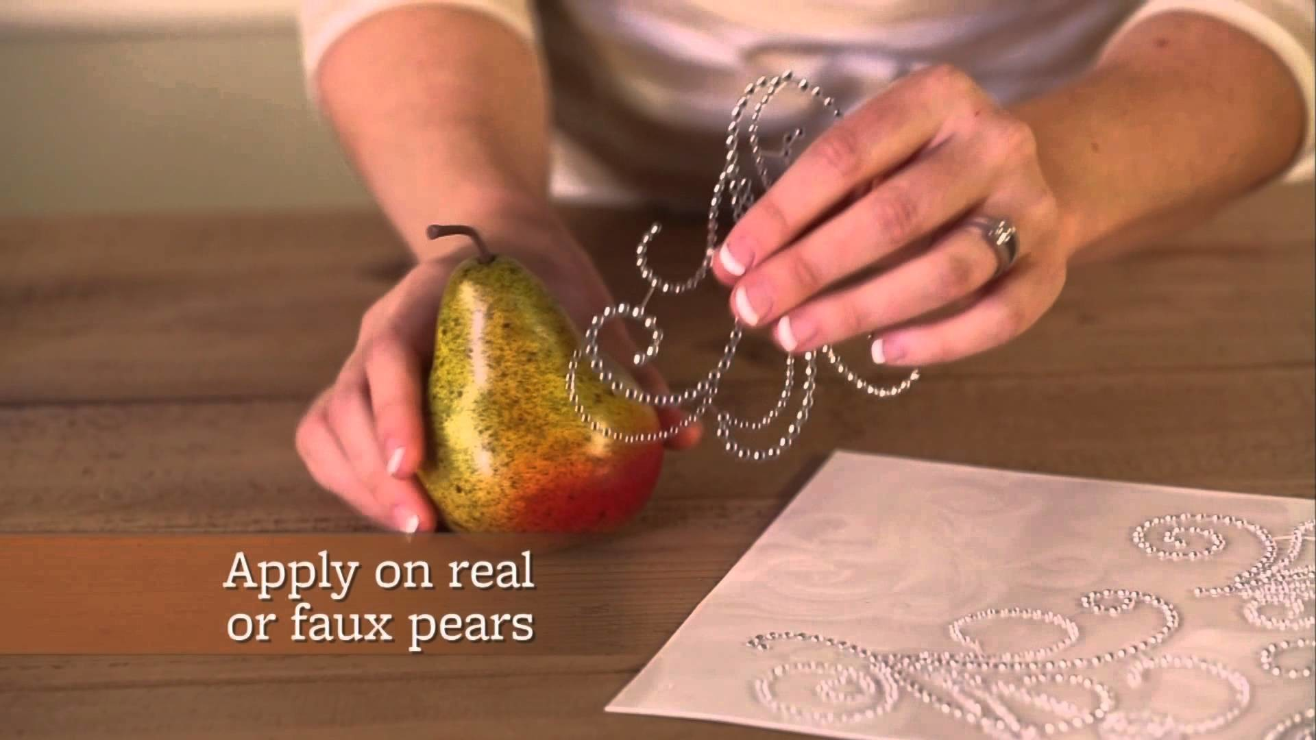 How To Make A Homemade Centerpiece With Fruit