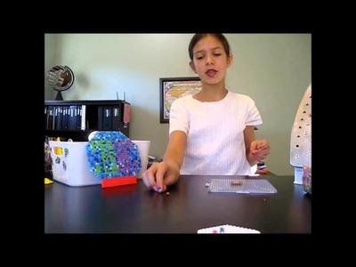 How To Make A Perler Bead Pop Tart