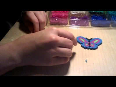 How to make medium sized butterfly