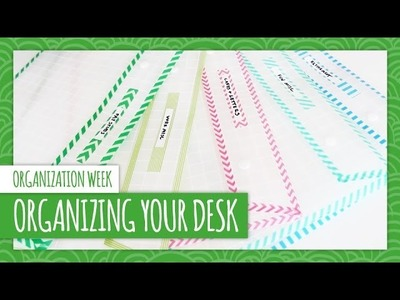 How to Organize Your Desk Drawer - HGTV Handmade