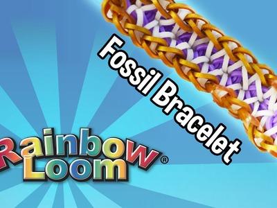 Rainbow Loom® Fossil Bracelet