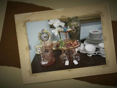 Shabby Chic Furniture | Romantic Home Treasures Grand Opening
