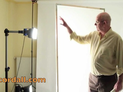 Softboxes and a cheap alternative to them.