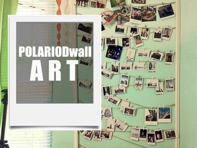 CHEAP & EASY DIY: Instagram Photo Wall