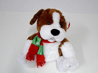 Christmas Presents Ideas - Funny, Cute, Musical, Dancing Dog - Christmas All Year